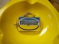 アンティーク Verigoudのフルーツソーダーのフレンチキーホルダー