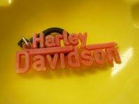 ヴィンテージ HarleyDavidsonキーホルダー