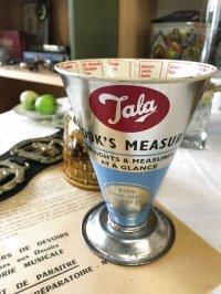 ヴィンテージ イギリスTALAのメジャーリング(計量)カップ