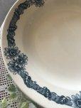 画像5: フランス ロンシャン濃緑のスーププレート