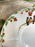 画像6: アンティーク フランス リモージュの鳥プレート2枚セット